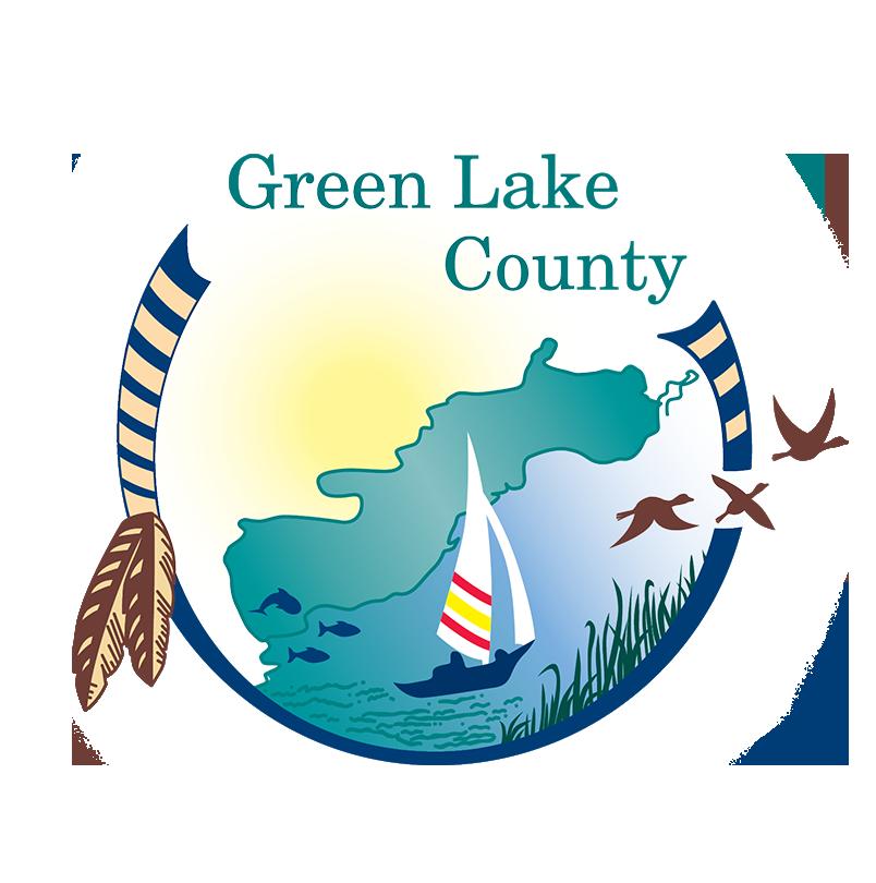Green Lake County, WI Logo